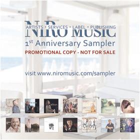 NiRo Music – 1st Anniversary Sampler (Promo Copy)
