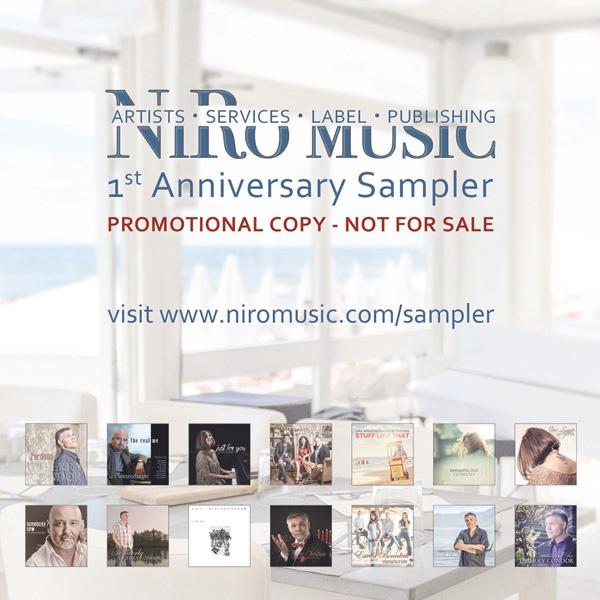 NiRo Music - 1st Anniversary Sampler (Promo Copy)