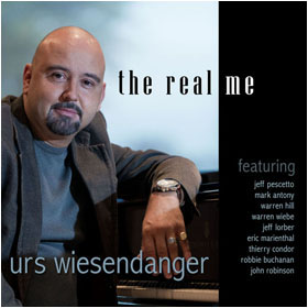 Urs Wiesendanger – The Real Me (Album)