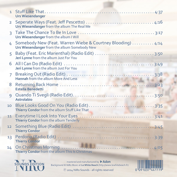 NiRo Music - 1st Anniversary Sampler
